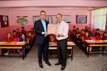 Öğretmene Plaket